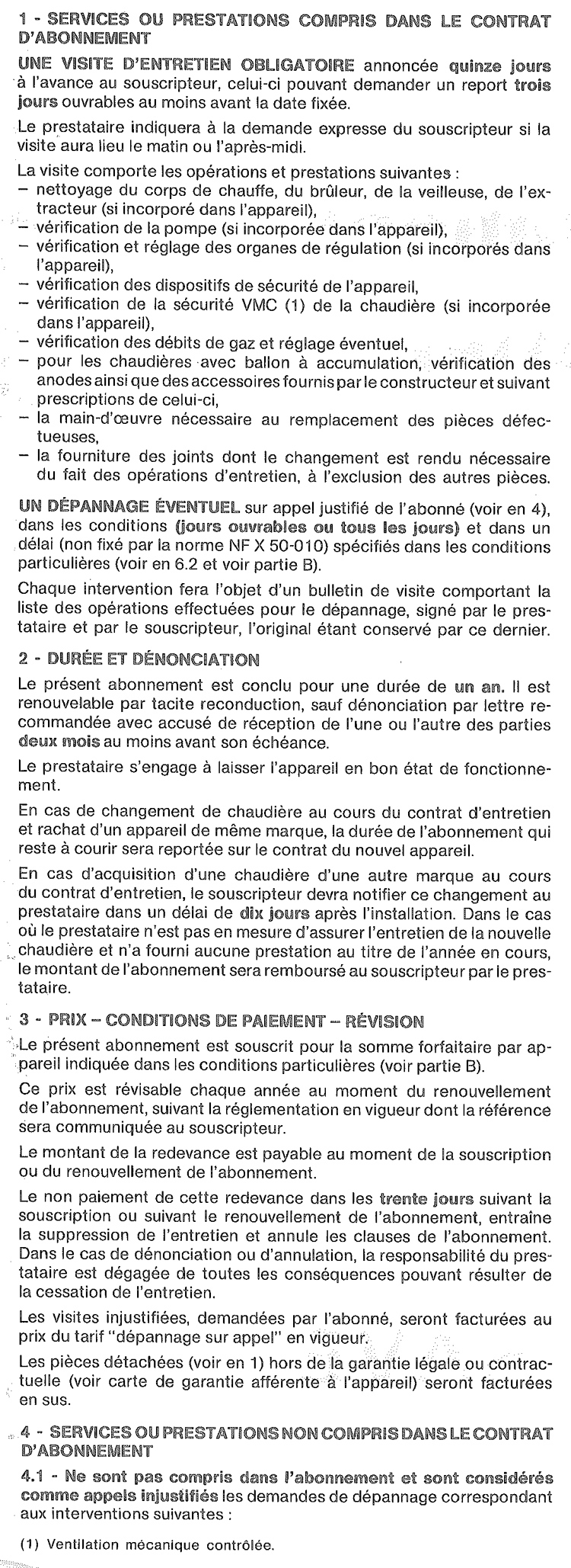 conditions generales 2