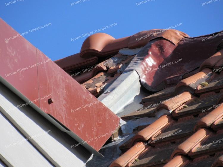 empie tement sur notre toiture 05