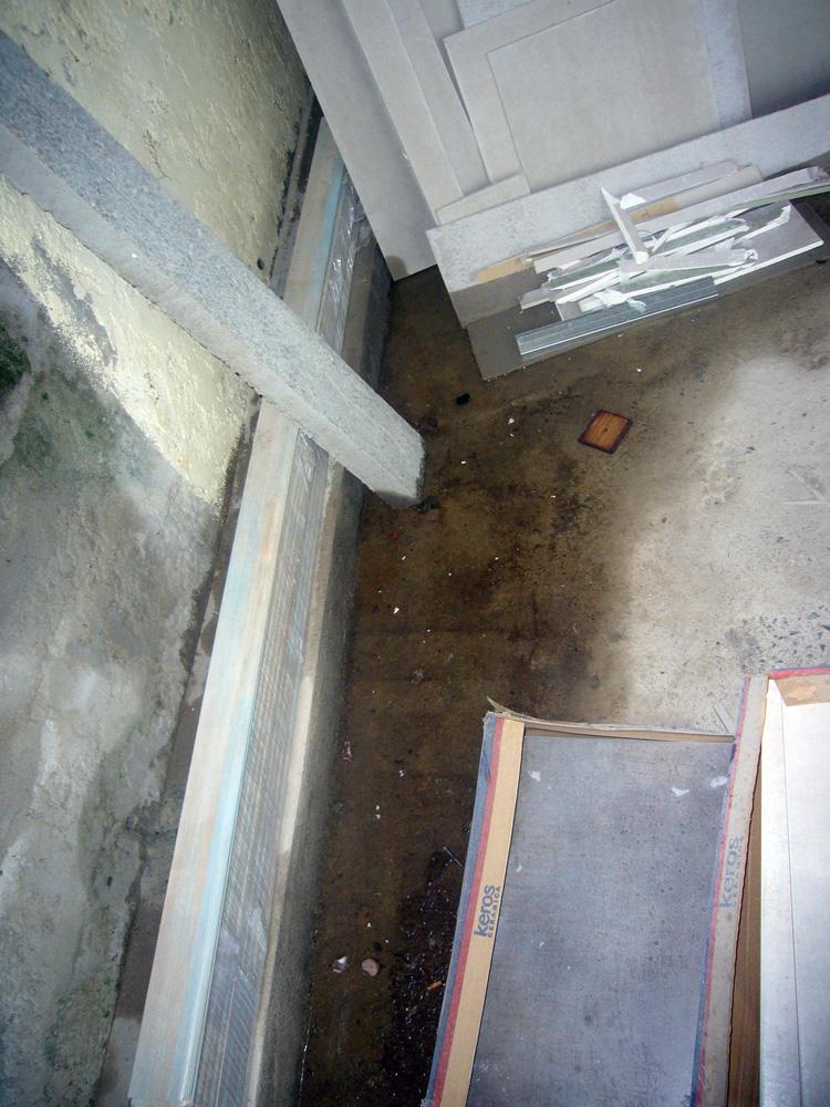 probl me agrandissement maison inondation infiltration litige artisan. Black Bedroom Furniture Sets. Home Design Ideas