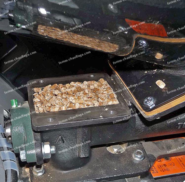 probleme chaudiere chaudière à granulés