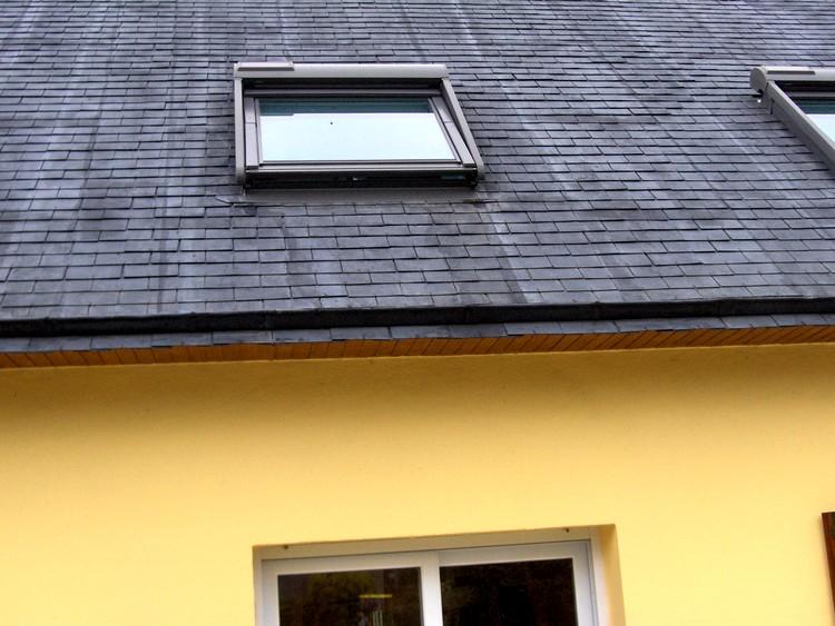probl mes entreprise probl me d gradation peinture sur toiture ardoises eternit. Black Bedroom Furniture Sets. Home Design Ideas